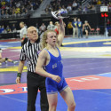 Jack Olson MHSAA Wrestling Individual Finals First Round Win 2017-03-02 Photo Gallery