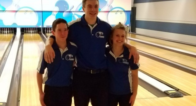Three Headed to MHSAA D-2 State Bowling Finals