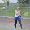 Girls Varsity Tennis beats Goodrich on 2017-04-29 Photo Gallery