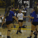 Varsity Volleyball at Oxford Tournament Scrimmages 2017-08-12