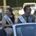 Homecoming Parade with Court photos 2017-09-22