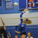 Varsity Volleyball vs Fenton and at Birch Run Tournament Photo Gallery