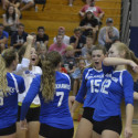 Varsity Volleyball 3-0 win over Owosso 2017-09-26 Photo Gallery