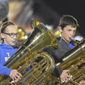 Band, Color Guard and Middle School Band