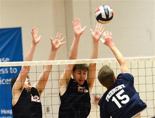 MS Boys Volleyball Tryouts–Correction to Days and Times