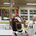 Varsity Boys Basketball at Centerville – 2-13-14