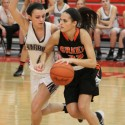 Girls Varsity Basketball Tournament Game vs Lebanon – 2-18-14