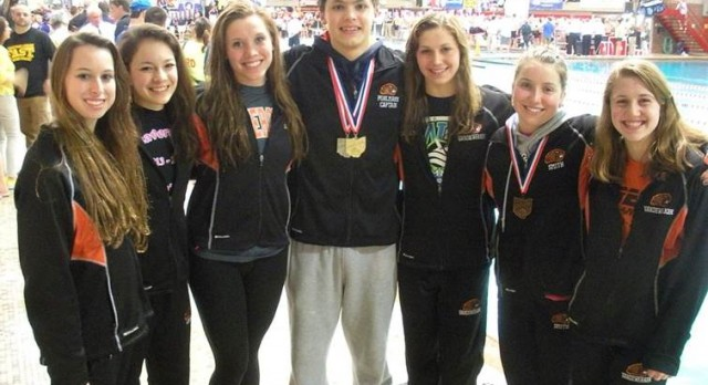 Swimmers Excel At State Meet!!