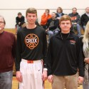 Varsity Boys Basketball Senior Night – 2-20-15