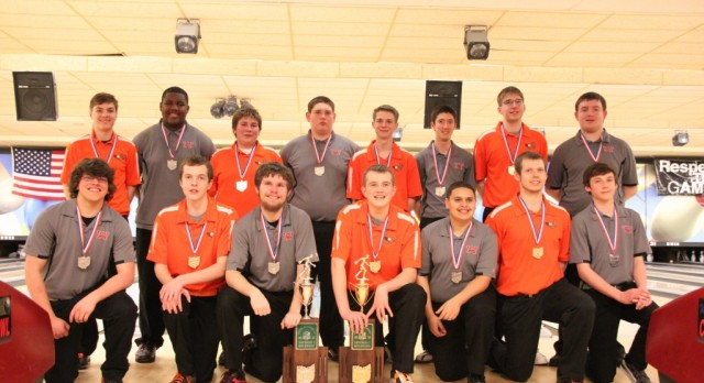 Boys' Bowling Wins State Championship!!