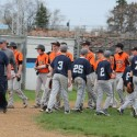 MS Orange Baseball defeat Fairborn Baker MS 12-2 in first full game of season