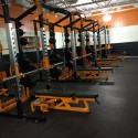 Weight Room Equipment/Floor