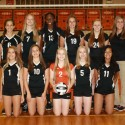 Freshmen Girls Volleyball