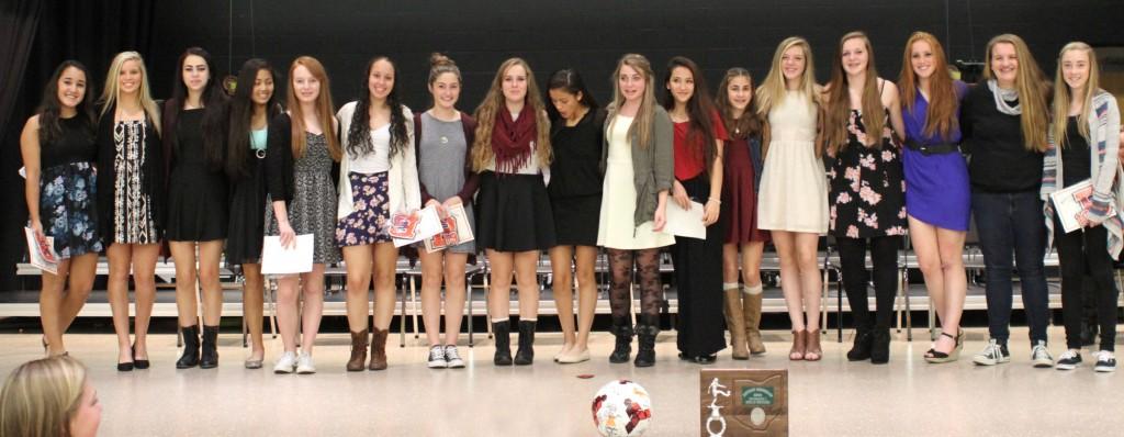 Sports Banquet Dresses Girls
