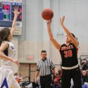 Varsity Girls Basketball at Xenia – 11-23-15