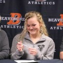 BHS college signing – Feb 2016