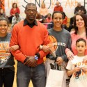 Varsity Girls Basketball Senior Day – 2-6-16