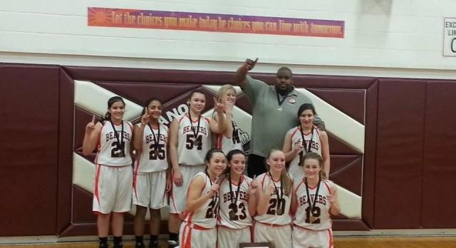 8th Grade Coy Wins Silver!