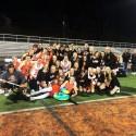 Women's Varsity Lacrosse v. Oakwood High School
