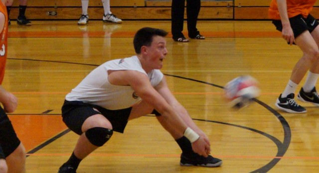Men's Volleyball Tryouts March 6-7