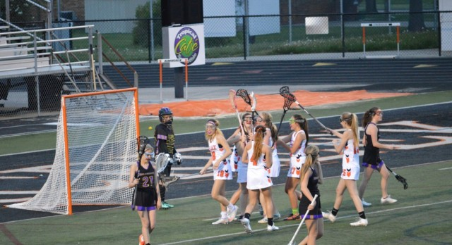 SENIOR NIGHT CELEBRATED WITH WIN AGAINST BELLBROOK: 16-9