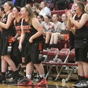 Girls Varsity Basketball at Lebanon – 12-30-16