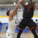 Varsity Boys Basketball at Springfield – 1-31-17