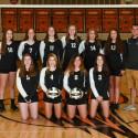 2017 Girls Freshman Volleyball Team