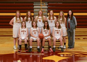 Girls Basketball Freshman