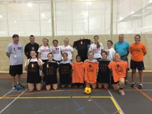 2016 AU WS HS Team Camp - 2 Futsal Picture