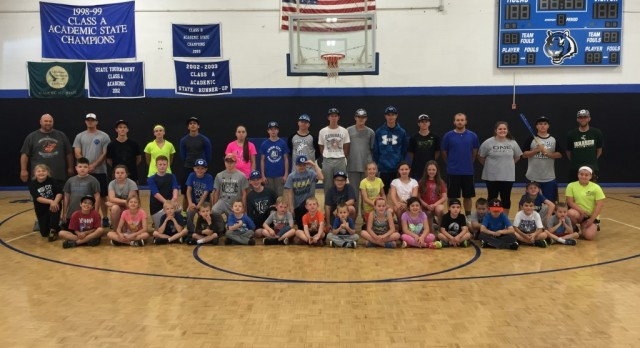 Despite Weather, Camp is a Hit