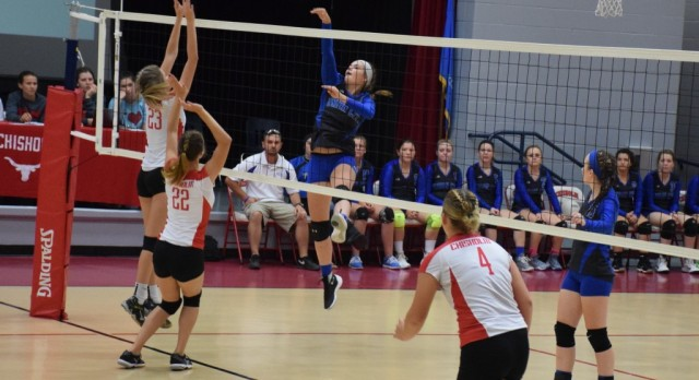 Lady Tigers Handed Loss