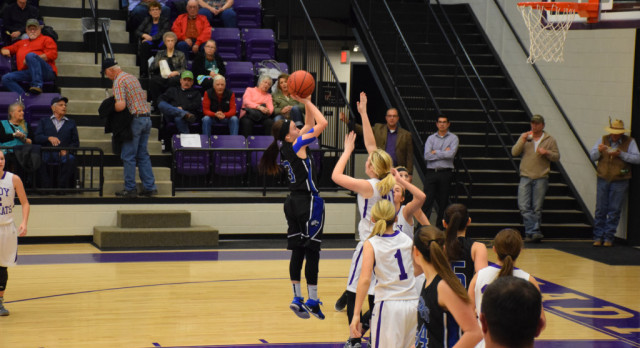 Lady Tigers Fall Short to #13 Hydro