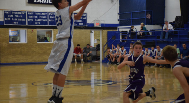 Calumet Takes Down UCJH Tigers