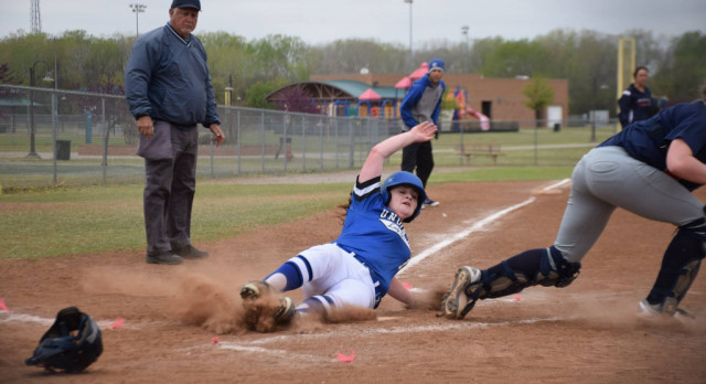 The Lady Tigers Battle Through Tough Conference Tournament