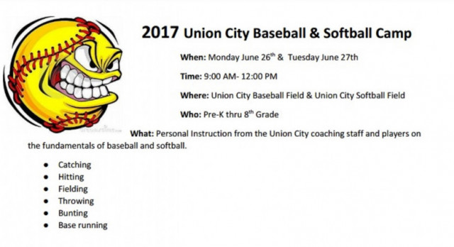 UC Baseball & Softball Camp