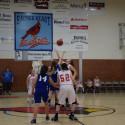 Elementary Basketball vs Sacred Heart