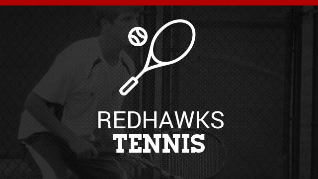 Marshall High School Boys Varsity Tennis ties Harper Creek High School 4-4
