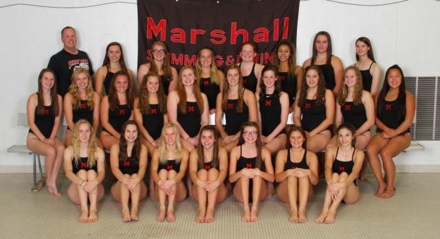 Girls Swimming & Diving Finals