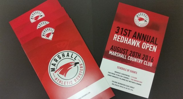 Redhawk Open and Booster Information