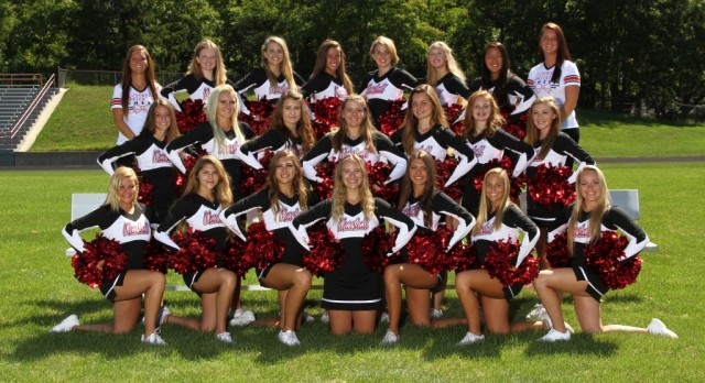 Cheerleading Try-outs Tuesday 5/30