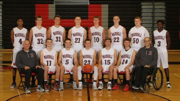 IMG_4922 Varsity Basketball Team