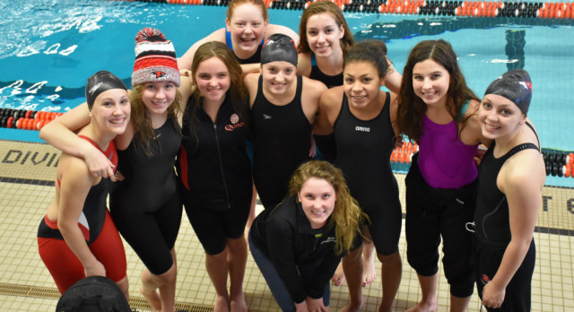 MHSAA SWIMMING & DIVING FINALS