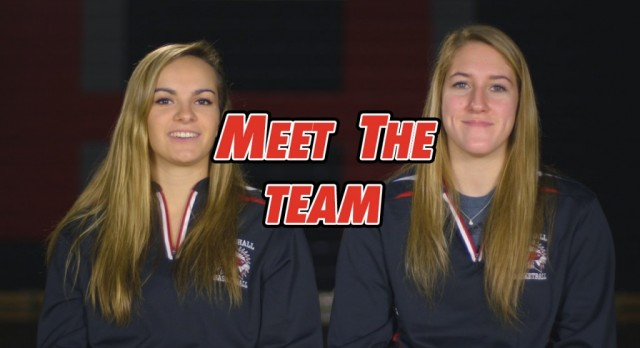 Meet The 2016-17 Girls Varsity Basketball Team
