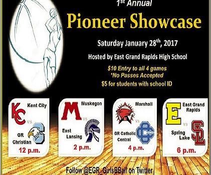 Girls Varsity Hoops on Saturday January 28th