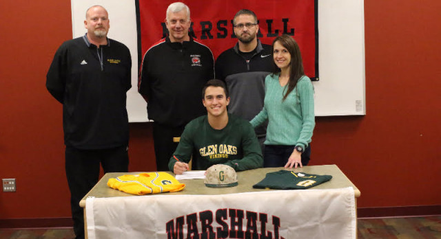 Griffith to play at Glen Oaks Community College