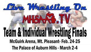 MHSAA Wrestling