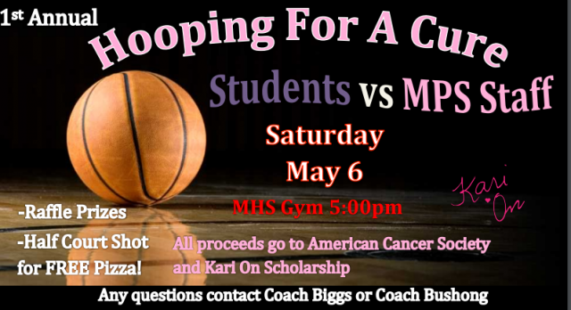 Hooping for a Cure!