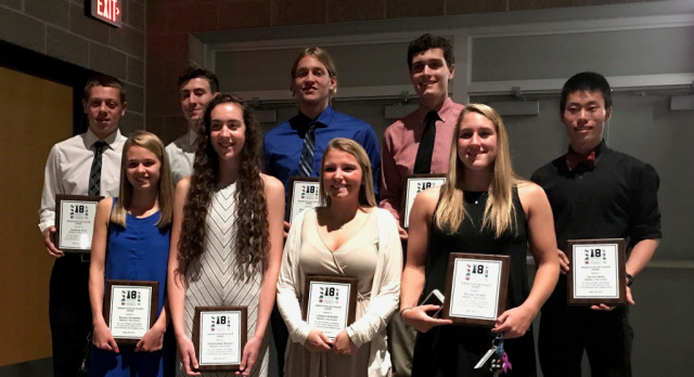 Interstate-8 Senior Scholar Athletes