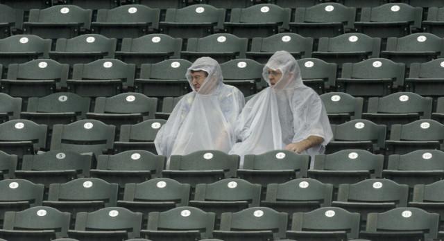 Rain and Cancellations
